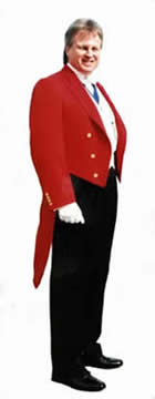 Essex Wedding Toastmaster and Master of Ceremonies for your wedding or function in Essex, London and world wide