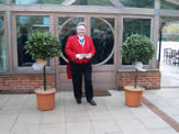 Essex toastmaster Richard Palmer
