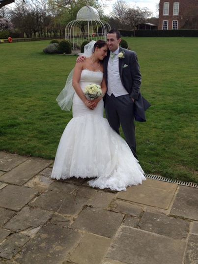Parklands wedding on Friday 21st March 2014 with Sam and Harry