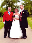 The Reid Rooms Essex Wedding Toastmaster Richard Palmer