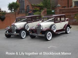 Vintage Dreams Car Hire, Wedding Car Hire in Essex